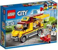 LEGO® CITY 60150 Pizzawagen NEU / OVP
