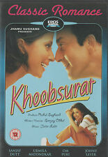 KHOOBSURAT - SUNJAY DUTT - URMILA - NEW ORIGINAL BOLLYWOOD DVD