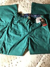 Dickies Eds Signature Drawstring Cargo Scrub Pants sx Xs Ladies *Antimicrobial