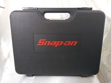 CASE AND MANUAL ONLY Snap-On CTS561 Cordless Screwdriver Set