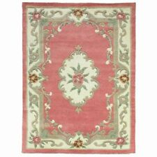 Floral Chinese Machine Made Rugs