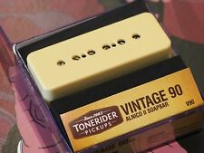 Tonerider P90 Vintage Bridge Pickup - Cream