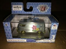 M2 Chase 1960 Volkswagen Delivery Van Usa Model Limited 250 Pieces Worldwide New