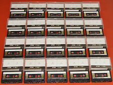 20 TDK SA 90 Cassette Kassette Tape IEC II  High Bias Super Avilyn