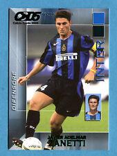 CALCIO CARDS 2005 Panini - Figurina/Sticker -n. 56 - ZANETTI - INTER -New