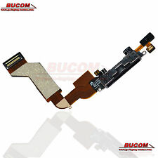 Für iPhone 4s Lade Buchse Charging schwarz 821-1301-A Dock Connector Flex cable