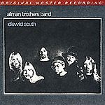 ALLMAN BROTHERS BAND Idlewild South NUMBERED, LTD 24KT GOLD CD Mofi NEW/SEALED