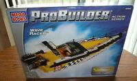 MEGA BLOKS Pro Builder Series Wave Racer – Brand New