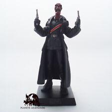 Figurine statuette super héros Marvel CRANE ROUGE plomb DC COMICS Etat Parfait