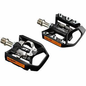 Shimano PD-T8000 XT SPD Road Racer Bike Cycling Cycle Pedals