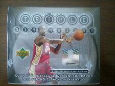 2003-04 Upper Deck Triple Dimensions Hobby Basketball Box Lebron Wade Carmelo