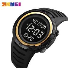 SKMEI LED Outdoor Sport Watches Men Fashion Digital Wristwatch Waterproof 1632