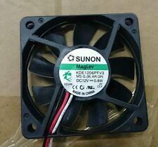 LOT OF 200 SUNON MAGLEV KDE1206PFV3 FAN DC 12V