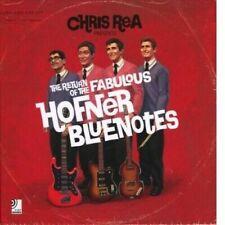 Chris Rea Return of The Fabulous Hofner Bluenotes Super Deluxe 2xlp3xcd Book