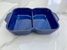 Denby Imperial Blue Serving Dish