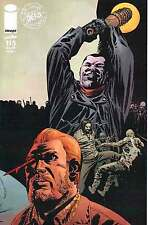 THE WALKING DEAD # 115: ALL OUT WAR BEGINS HERE, PART 1 OF 12. COVER J. IMAGE