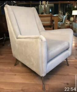 dfs Peace Capsule Accent Chair Rrp £379 New