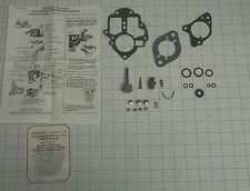 1954 65 CARB KIT CARTER MODEL B&B CHRYSLER MILITARY INDUSTRIAL 6CYLINDER  ETHANO