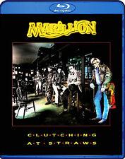 Marillion Clutching At Sraws Blu-Ray High Fidelity Pure Audio
