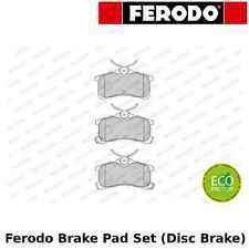 Ferodo Brake Pad Set (Disc Brake) - Rear - FDB1895 - OE Quality