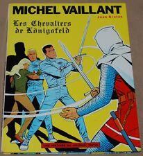 Michel Vaillant -12 - / Les chevaliers de Kunigsfeld / EO 1967  / TBE