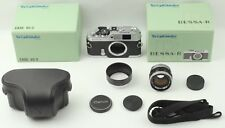 【Exc+++++ Boxed】 Voigtlander BESSA-R Silver + Canon L 50mm f1.4 from Japan 215