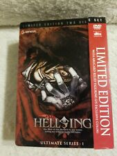 RARE GENEON HELLSING LIMITED EDITION ULTIMATE SERIES 1! 2 DISC SET! NEW