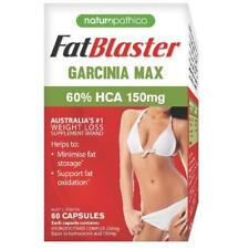 Fat Blaster Garcinia Max Weight Loss Tablets