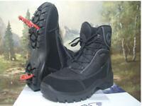Manitu Stiefel Winterschuhe mit Tex Membran Boots schwarz 39-46 670233 Neu8