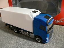 1/87 Herpa Volvo FH Gl. Camion refrigerati blu/bianco 307079