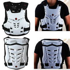 Motorcycle Motorbike Racing Chest Vest Guard Body Armor Protector Equipment Gear