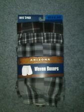 "Arizona Jean Company Premium Briefs Waist Size 31""-32 1//2"" 4-Pack White Boy's XL"