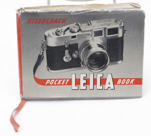 Leica Pocket Book for M3 & Screw Mount Cameras by Kisselbach - 1955