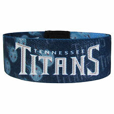 NEW Tennessee Titans Stretch Blue Bracelet NFL Wristband Power Band