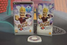 BUZZ CONTEST UNIVERSAL SONY PSP COMBINED SHIPPING