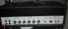 Group 300 Thor 100w EL34 British valve amp head tube amplifier Terry Marshall