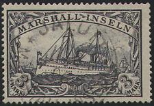 Marshall-Inseln Nr. 24 gestempelt geprüft