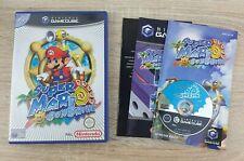 Super Mario Sunshine ~ Nintendo GameCube(PAL)~ Complete w/Manual