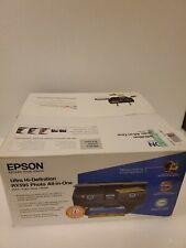 Epson Stylus Photo RX595 Ultra Hi-Definition Photo All-in-One Inkjet Printer