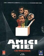 Amici Miei - La trilogia (3 Blu-Ray Disc) - ITALIANO ORIGINALE SIGILLATO -