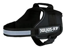 Julius-K9 162p2 K9 Powerharness for Dogs Size 2 Black