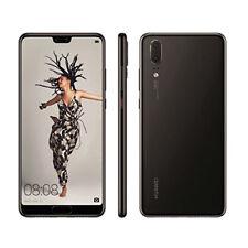 Huawei P20 EML-L29 Dual LTE 4GB RAM 128GB Black Unlocked Stock in EU rápido