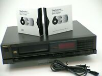 Rare Technics CD Changer SL-P405C with 2 CD Cartridges