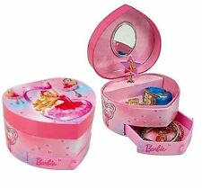 Barbie in Pink Shoes Musical Jewellery Box Ballet w/ DVD Gift
