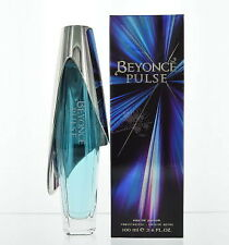 Beyonce Pulse For Women Eau De Parfum 3.4 Oz 100 Ml Spray