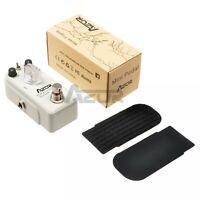 AZOR AP-318 Mini Electric Guitar Effect Pedal Guitar Pedal For Acoustic Guitar