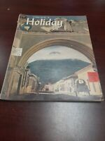 Vintage Magazine Holiday May 1946 South America