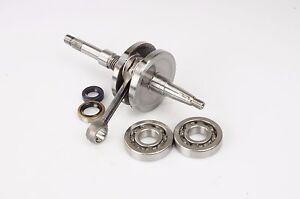 crankshaft for rebuild fits Honda DIO 50  AF27 & AF28 engine.SYM DD50  TW