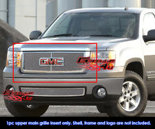 Fits GMC Sierra 1500 New Body Stainless Mesh Grille 07-2011