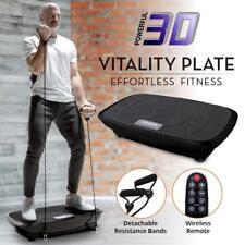 Daiwa Felicity Fitness Vibration Platform Workout Machine Remote Vitality Plate